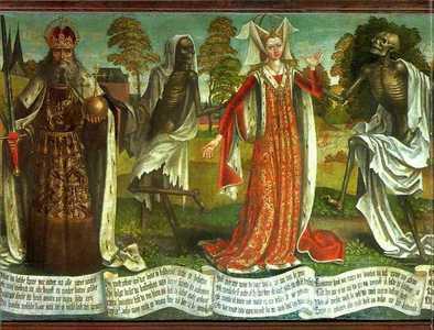 Смерть в Средневековье