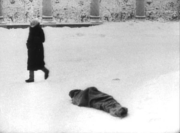 Смерть в блокадном Ленинграде