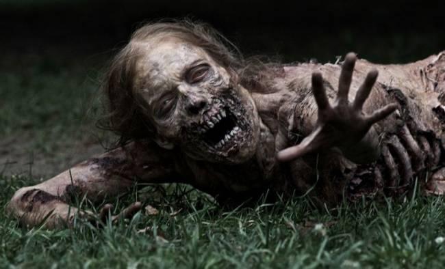 картинки про зомби