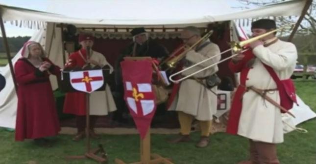 Попрощание с Ричардом III