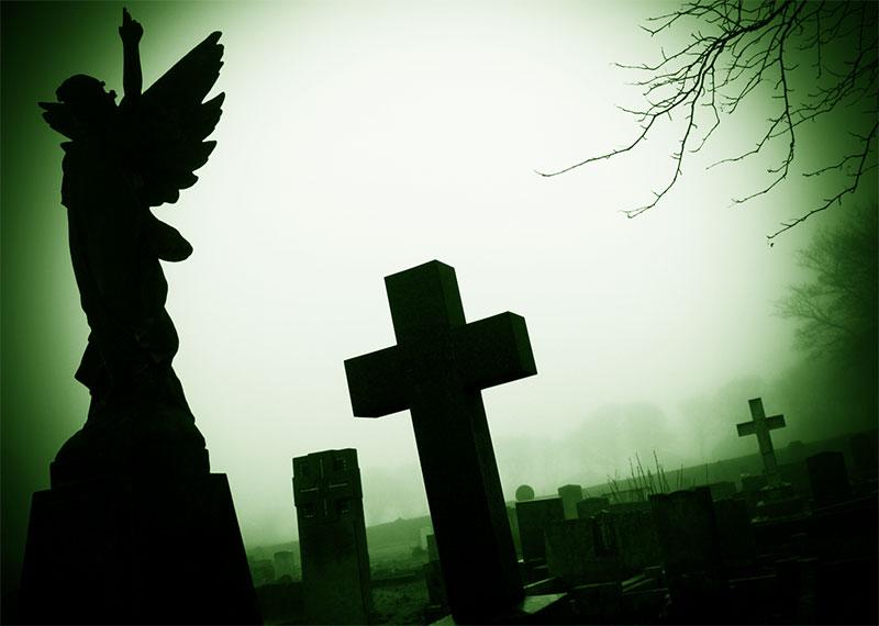 Приворот на могиле ведьмы: самый сильный приворот